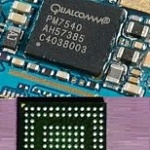 Микросхема Qualcomm PM7540 - Контроллер питания Acer/HTC/LG/...