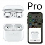 Стереогарнитура Bluetooth MWP22CH (New аналог AirPods PRO) Белый